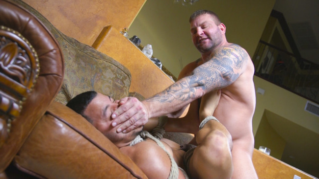 Bound Gods - Kaden Alexander - Colby Jansen - The Arrangement #14