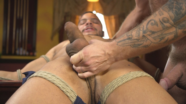 Bound Gods - Kaden Alexander - Colby Jansen - The Arrangement #7