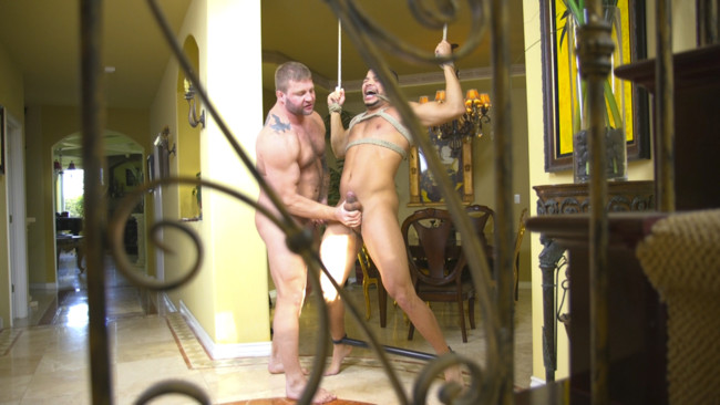 Bound Gods - Kaden Alexander - Colby Jansen - The Arrangement #9