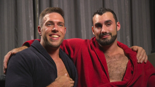 Bound Gods - Jaxton Wheeler - Alex Mecum - Lust for Latex #12