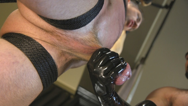 Bound Gods - Jaxton Wheeler - Alex Mecum - Lust for Latex #13