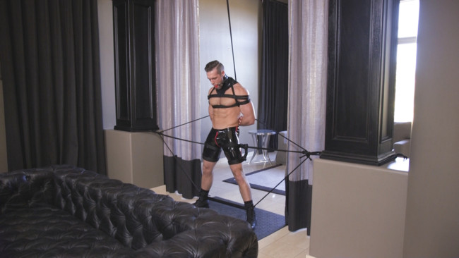 Bound Gods - Jaxton Wheeler - Alex Mecum - Lust for Latex #15