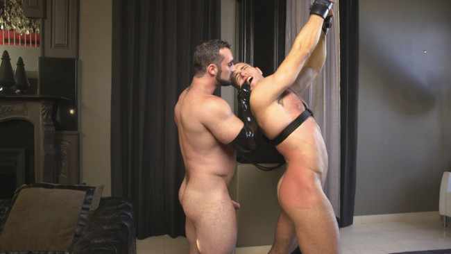 Bound Gods - Jaxton Wheeler - Alex Mecum - Lust for Latex #6