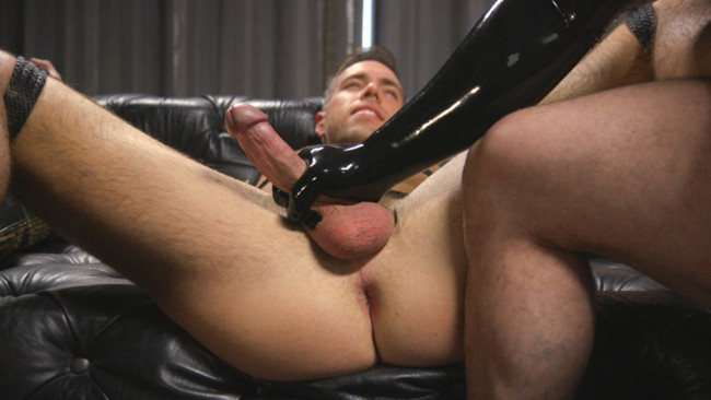 Bound Gods - Jaxton Wheeler - Alex Mecum - Lust for Latex #8