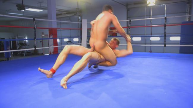 Naked Kombat - Kaden Alexander - Pierce Hartman - Hot newcomer Pierce Hartman challenges Kaden Alexander #2