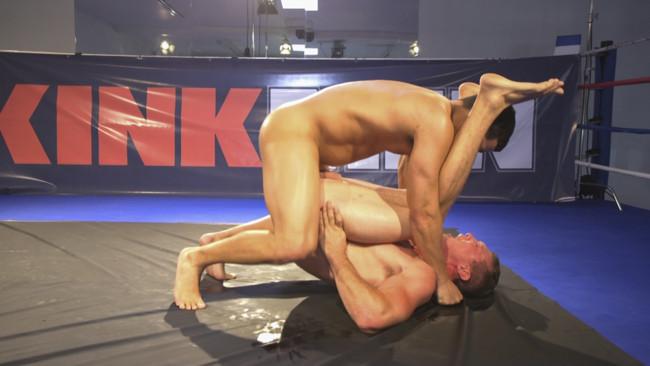Naked Kombat - Kaden Alexander - Pierce Hartman - Hot newcomer Pierce Hartman challenges Kaden Alexander #12