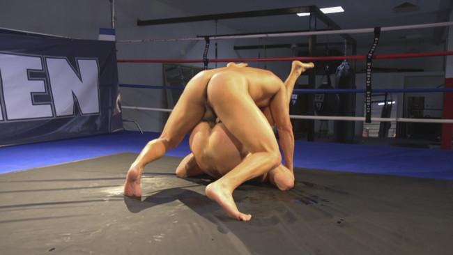 Naked Kombat - Kaden Alexander - Pierce Hartman - Hot newcomer Pierce Hartman challenges Kaden Alexander #10