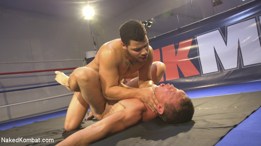 gay sexual wrestling, naked kombat