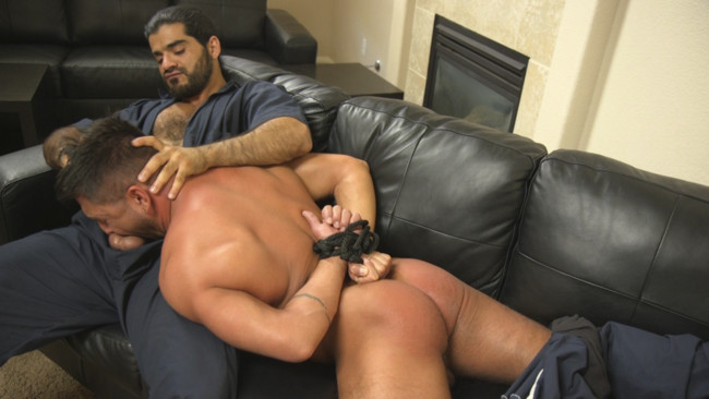 Bound Gods - Ali Liam  - Dominic Pacifico - All Play, No Work #4