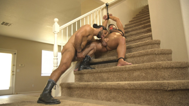 Bound Gods - Ali Liam  - Dominic Pacifico - All Play, No Work #6
