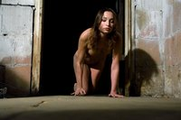 Amber Rayne trained to be masochistic fuck slut