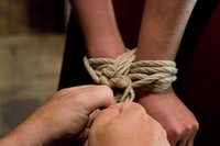 A bondage how to,from simple ties to advanced,learn how we do it.