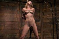 Lexie Belle: Pain is her pleasure