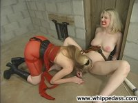 Chanta gets payback on Cowgirl, punish, humiliate, many orgasms