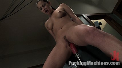 Foreign terriority  poppy morgan. MILF gets holes plugged by make love machines, DP and anal play