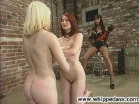 Summer Cummings dom debut w/Kendra, Cowgirl, great strapon