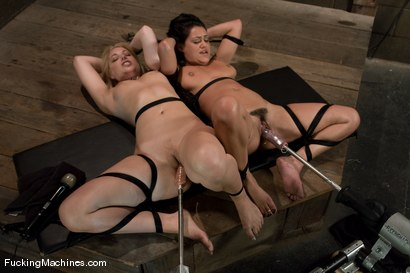 Surprise-Attack-Hollie-Stevens-and-guest-Charley-Chase