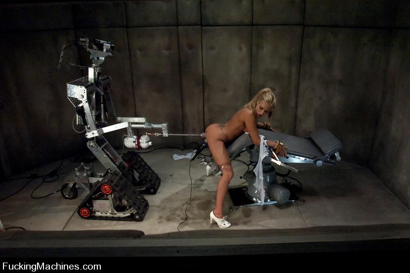 Роботы фото секс