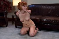 Amateur Casting Couch 21: Renee Broadway, HOT Fucking Readhead Loves Orgasms
