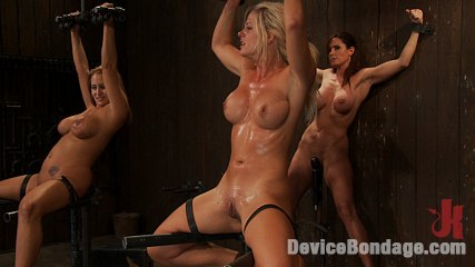 Trina michaels holly heart and christina carterbr part 4 of 4 of the august live feed. Hot sauce applied to to shaved cunts!  Intense, view at own risk.