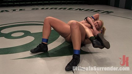 Ariel the assassin x 10brvsbrmellanie the cowgirl monroe 00. US Champion destroys MILF with great tits.  Real Wrestling, nothing faked!