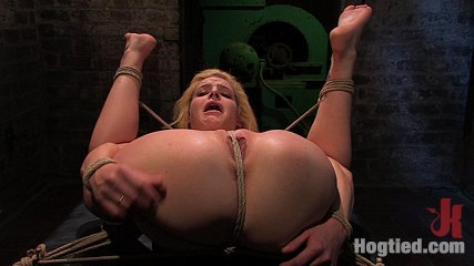 Ally ann whining slut takes what is given to her. Whining slut Ally is given a once over
