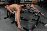 Amateur machine fucked, dripping wet pussy that creams all over the rubber cock and steel machines. She fucks the Sybian until she can take no more.