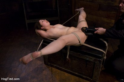 Amateur Casting Couch: Moriel; BDSM club girl