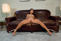 Dahlia Toy gets tied on the Casting Couch