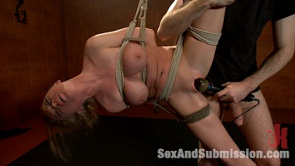 Madison scott. Madison Scott suffers beautifully in rough bondage and sex!