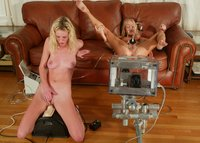 More double blonde fun with Pheonix and Kylie.