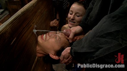 Tia ling. Tia Ling gets tied up tight and dicked down hard. And when I say hard, I mean really have sexual intercourse hard.