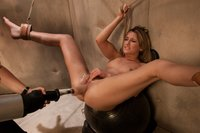 Jessie-Cox-Padded-Cell-machine-fucking-and-strange-insertibles-AND-squirting-in-final-scene