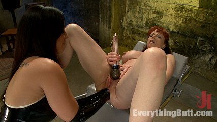 Double butt fisting isis love and kylie ireland. HUGE bum with Kylie Ireland and Isis Love