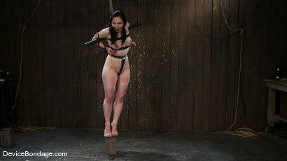 Maggie-Mayhem-Balancing