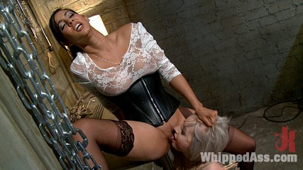 Oh god i m not god i m isis love bitch. Isis Love teaches newbie sub the value of being a sweet fuck and cock sucking bitch through lesbian sex and cruel punishment!