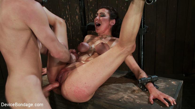sex rollespil ebony spanking