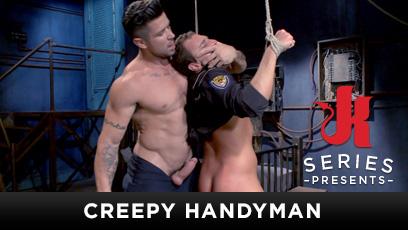 Creepy Handyman