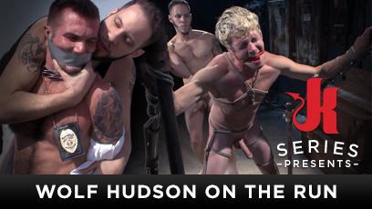 Wolf Hudson on the Run