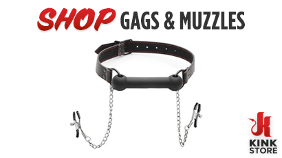 Kink Store | gags-muzzles