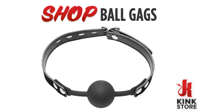 Kink Store | ball-gags