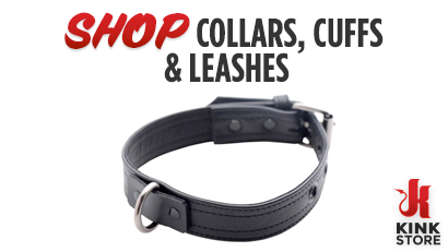 Kink Store | collars-cuffs-leashes