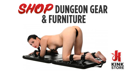 Kink Store | dungeon-gear-furniture