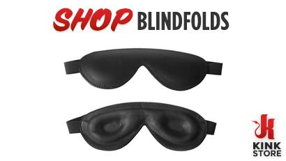 Kink Store | blindfolds