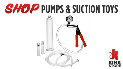 Kink Store | pumps-suction-toys