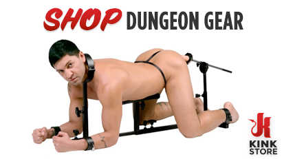 Kink Store | dungeon-gear