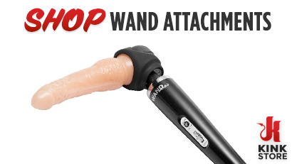 Kink Store | wand-attachments