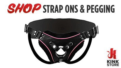 Kink Store | strap-ons-pegging