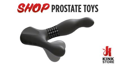 Kink Store | prostate-toys