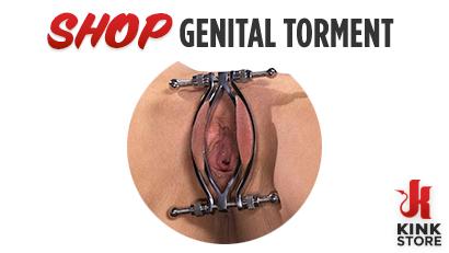 Kink Store | genital-torment